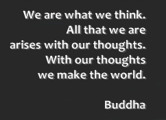 Buddha - What we think