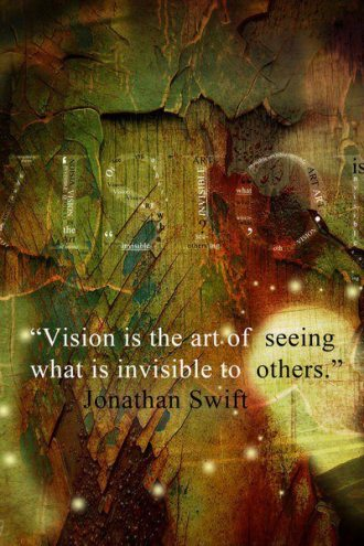 45 Relax and Succeed - Vision is the art of seeing