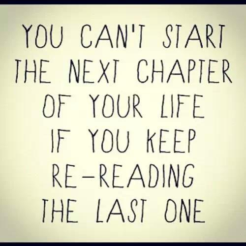 56 Relax and Succeed - You can't start the next chapter