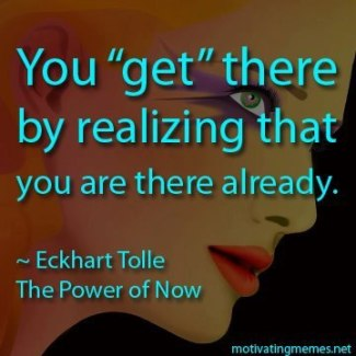 66a Relax and Succeed - You get there by realizing