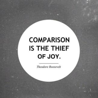85a Relax and Succeed - Comparison is the thief of joy