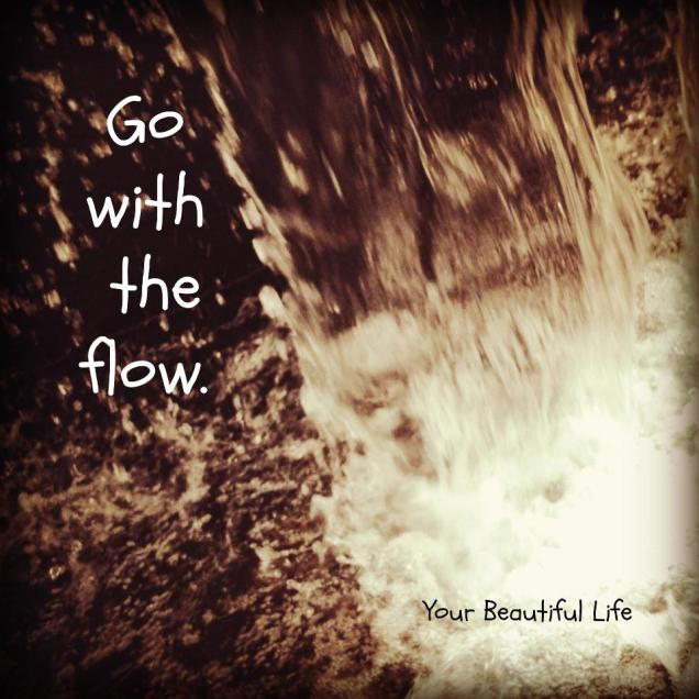 86 Relax and Succeed - Go with the flow