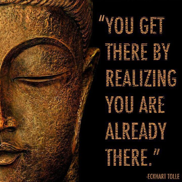 122 Relax and Succeed - You get there by realizing
