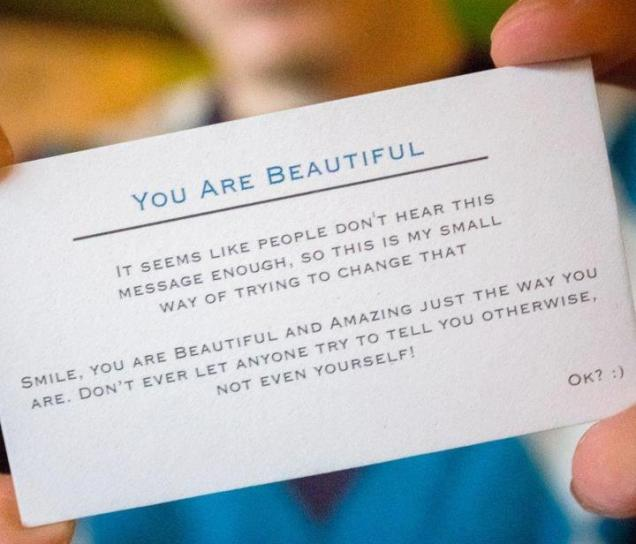 161 Relax and Succeed - You are beautiful