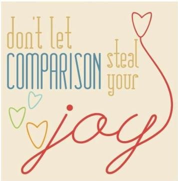 210 Relax and Succeed - Don't let comparison