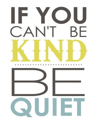 216 Relax and Succeed - If you can't be kind