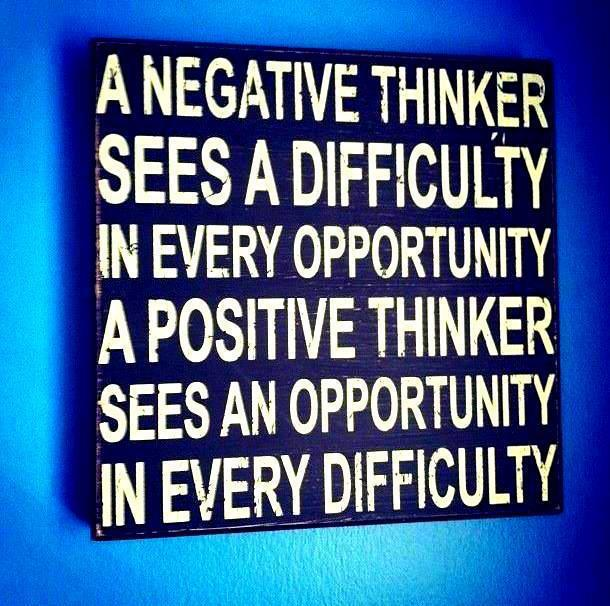 223 Relax and Succeed - A negative thinker