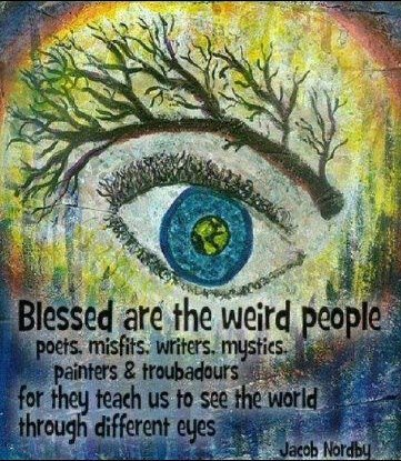 224 Relax and Succeed - Blessed are the weird people