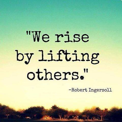 242 Relax and Succeed - We rise by lifting others