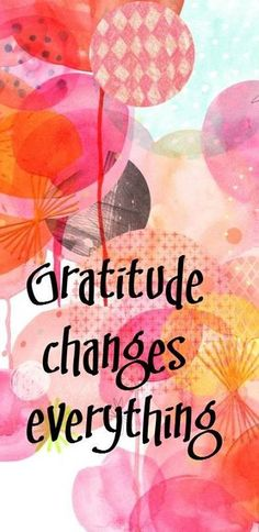 245 Relax and Succeed - Gratitude changes everything