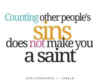 254 Relax and Succeed - Counting other people's sins
