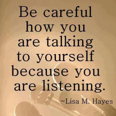274 Relax and Succeed - Be careful how you are talking