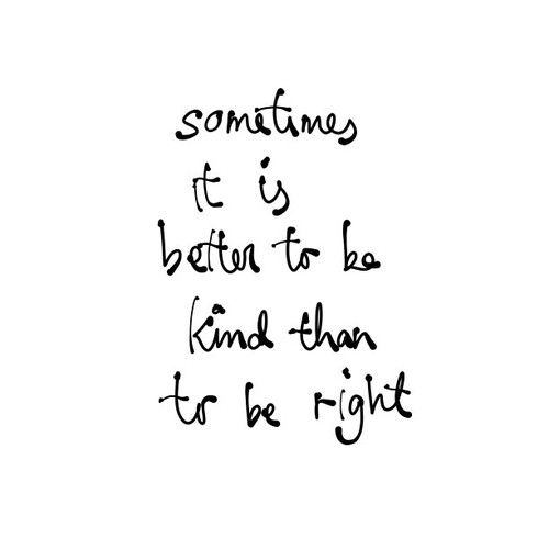 278 Relax and Succeed - Sometimes it is better to be kind