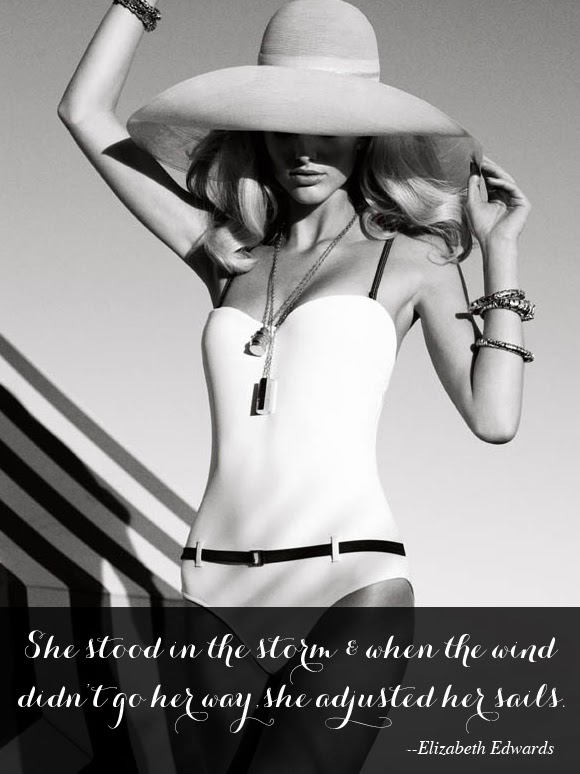304 Relax and Succeed - She stood in the storm