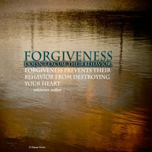 309 Relax and Succeed - Forgiveness doesn't exuse their behavior