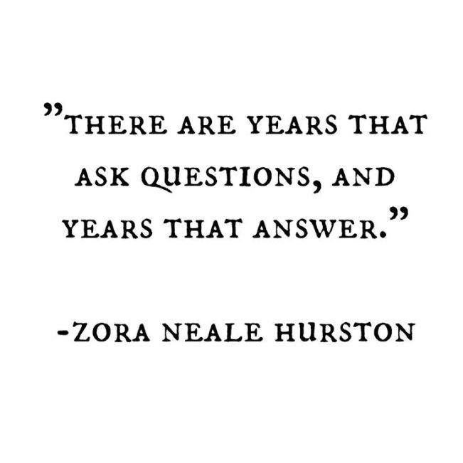 320 Relax and Succeed - There are years that ask questions
