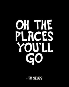 328 Relax and Succeed - Oh the places you'll go