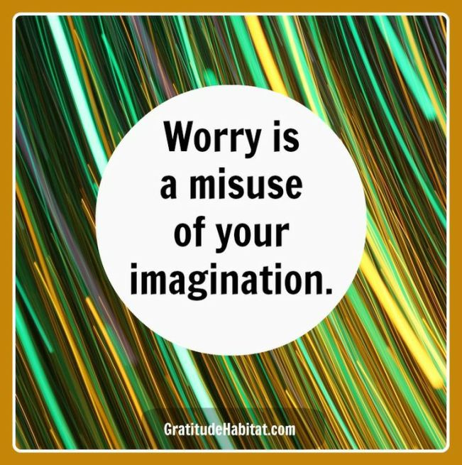 332 Relax and Succeed - Worry is a misuse of your imagination
