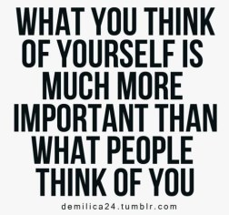 333 Relax and Succeed - What you think of yourself