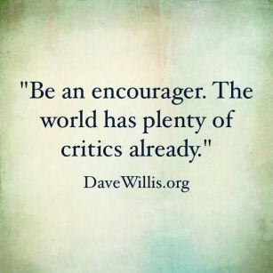 334 Relax and Succeed - Be an encourager