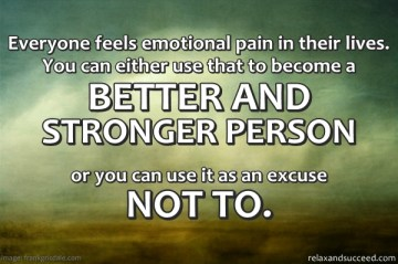 338 Relax and Succeed - Everyone feels emotional pain