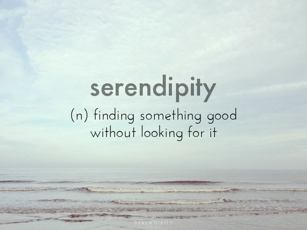 362 Relax and Succeed - Serendipity