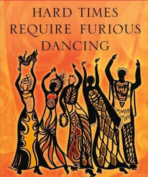 380 Relax and Succeed - Hard times require furious dancing