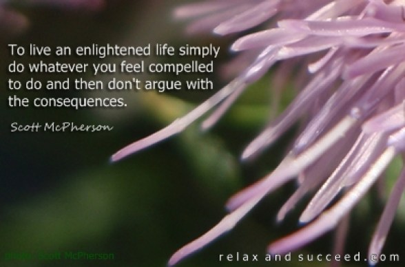 380 Relax and Succeed - To live an enlightened life
