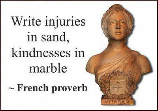 427 Relax and Succeed - Write injuries in sand