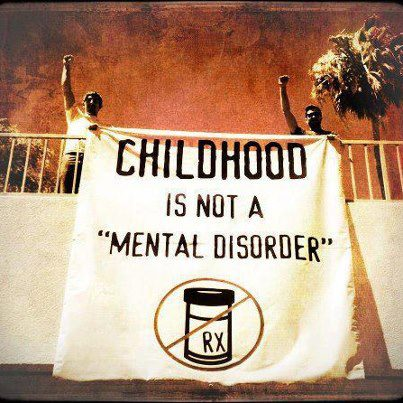 452 Relax and Succeed - Childhood is not a mental disorder