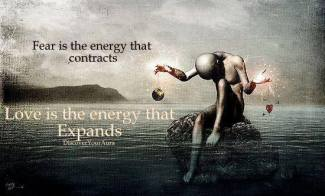 469 Relax and Succeed - Fear is the energy that contracts