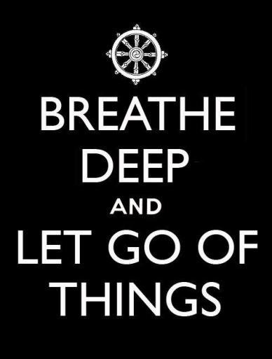 470 Relax and Succeed - Breathe deep and let go