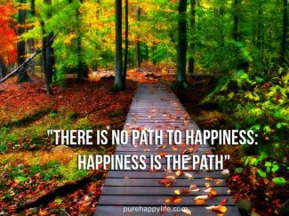 507 Relax and Succeed - There is no path to happiness