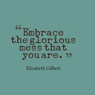 523 Relax and Succeed - Embrace the glorious mess