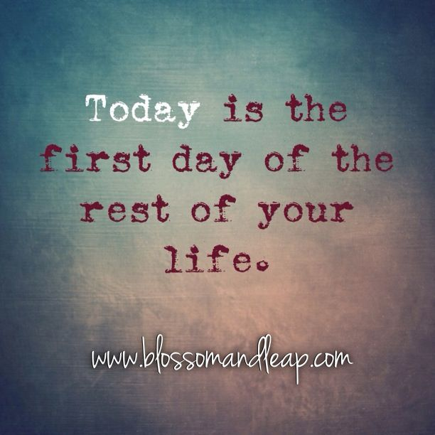 544 Relax and Succeed - Today is the first day
