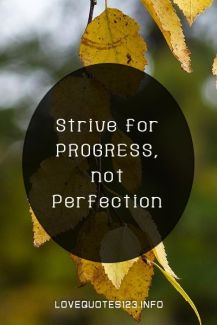 589 Relax and Succeed - Strive for progress