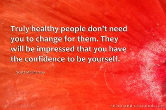 597 Relax and Succeed - Truly healthy people