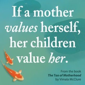 608 Relax and Succeed - If a mother values herself