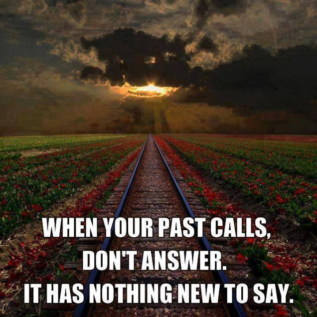 613 Relax and Succeed - When your past calls don't answer