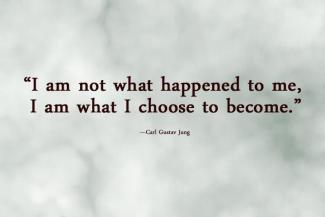 622 Relax and Succeed - I am not what happened to me