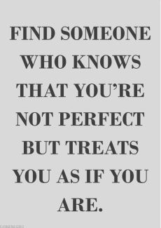 638 Relax and Succeed - Find someone who knows that you're not perfect
