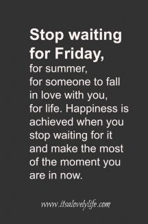 642 Relax and Succeed - Stop waiting for Friday for summer