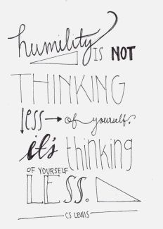 674 Relax and Succeed - Humility is not thinking less of yourself