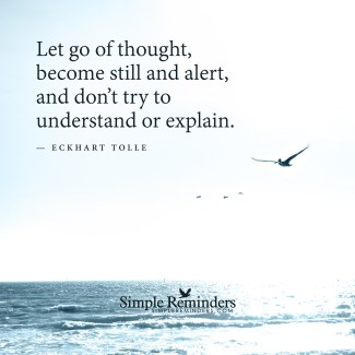 693 Relax and Succeed - Let go of thought