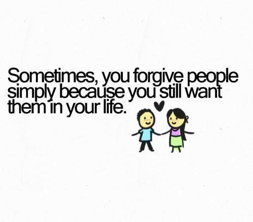 732 Relax and Succeed - Sometimes you forgive people