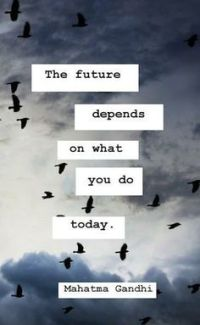 759 Relax and Succeed - The future depends