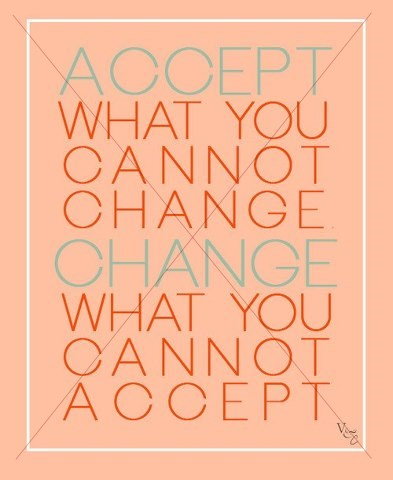 771 OP Relax and Succeed - Accept what you cannot change