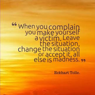 774 Relax and Succeed - When you complain you make yourself a victim