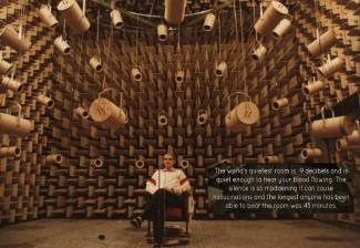 778 Relax and Succeed - The quietest room