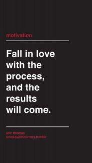 857 Relax and Succeed - Fall in love wtih the process